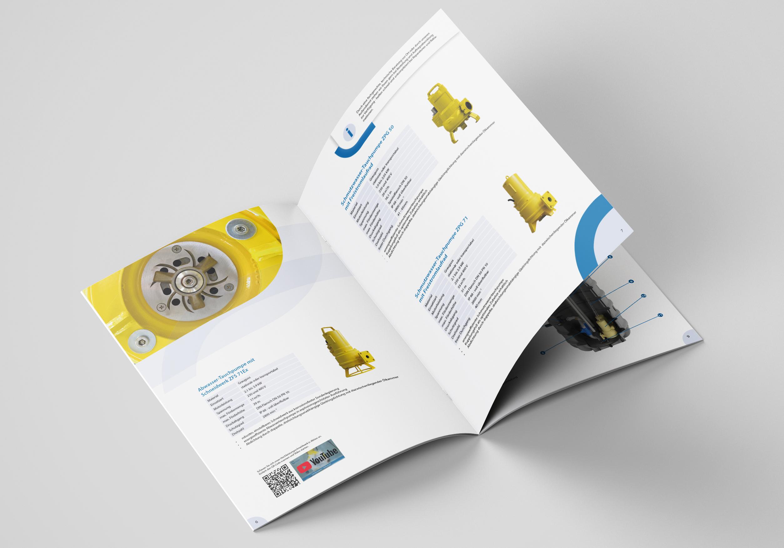 Broschüre Druckentwässerung innen 2