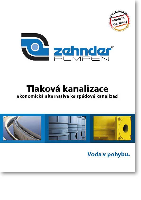Titelseite Druckentwässerung cz